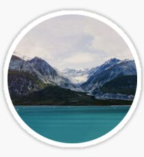 Alaska Wilderness Sticker