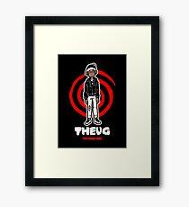 THEUG - The Urban Geek Framed Print