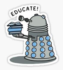 EDUCATE! Sticker