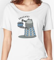 EDUCATE! Women's Relaxed Fit T-Shirt