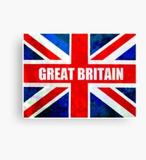 GREAT BRITAIN Canvas Print
