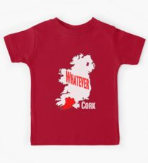 Cork... Whatever... Kids Tee
