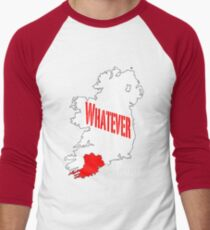 Cork... Whatever... Men's Baseball ¾ T-Shirt