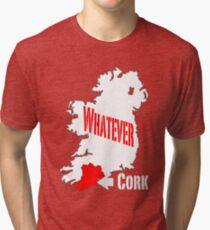 Cork... Whatever... Tri-blend T-Shirt