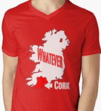Cork... Whatever... Men's V-Neck T-Shirt