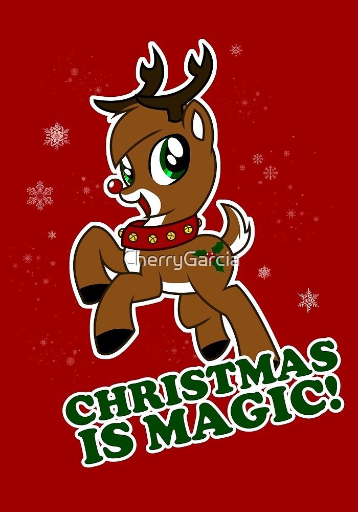 Christmas Is Magic by CherryGarcia