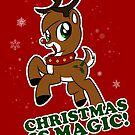 Christmas Is Magic by CherryGarcia