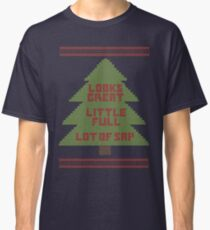 Christmas Vacation Ugly Sweater Classic T-Shirt