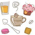 Sweet breakfast  by JJJDesign