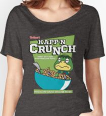 Kapp'n Crunch! Women's Relaxed Fit T-Shirt