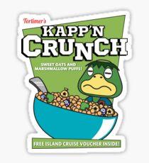 Kapp'n Crunch! Sticker