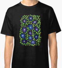 exploding violets Classic T-Shirt