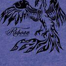 Tribal Phoenix by TurkeysDesign