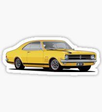 Holden HK Monaro GTS 327 - Warwick Yellow Sticker