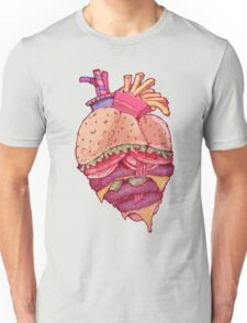 Inner Fast Food T-Shirt