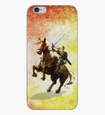 Legend Of Zelda Advanture Link iPhone Case
