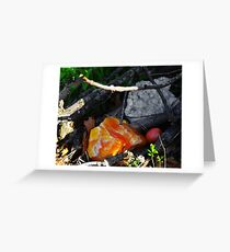 Seven ~ 8x10 Greeting Card