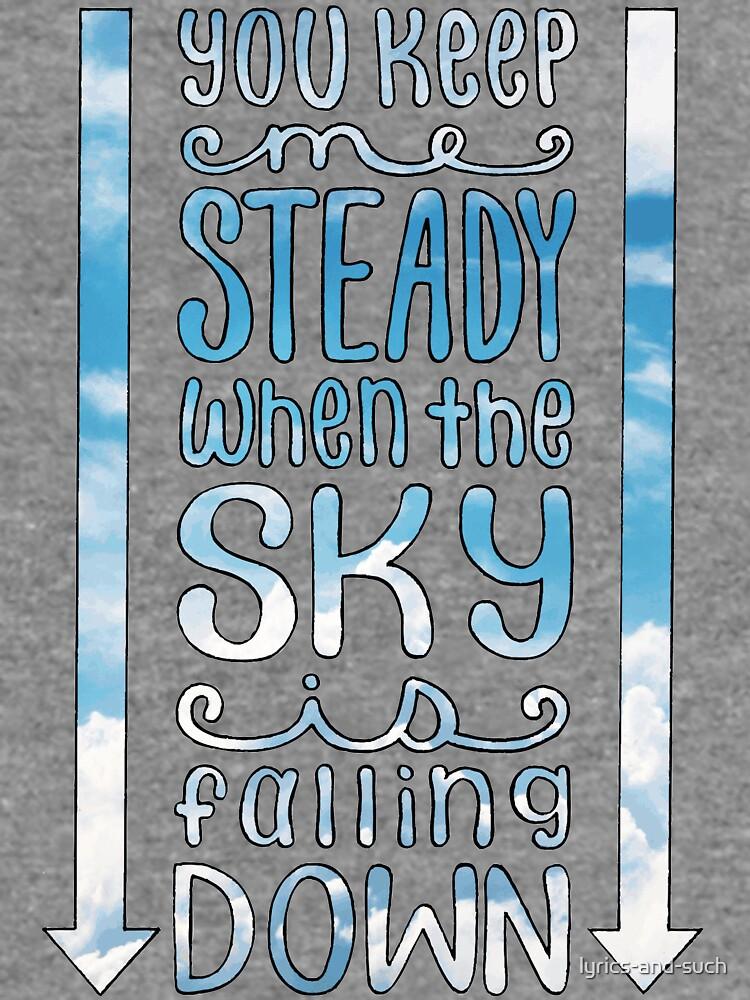 Steady (für King & Country) Songtexte von lyrics-and-such