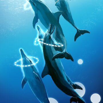 Delphin by uselessmachine