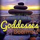 Goddesses and Doormats by Chrissy Ferguson