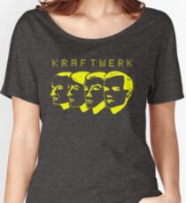 Kraftwerk Shirt Women's Relaxed Fit T-Shirt