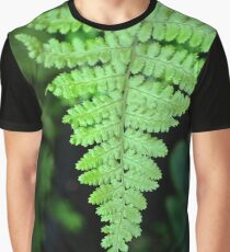 Frond Graphic T-Shirt