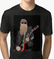 Billy Gibbons Tri-blend T-Shirt