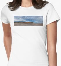 Pt Noarlunga Panorama Women's Fitted T-Shirt