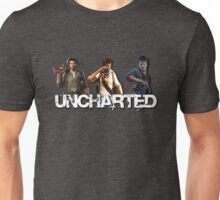 Uncharted Line Unisex T-Shirt