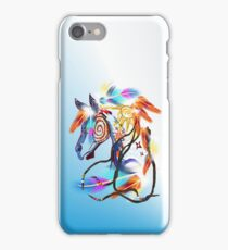 Bright Horse 2 iPhone Case/Skin