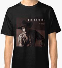 Garth Brooks, No Fences Classic T-Shirt