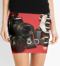 Camera Set-up - Canon EOS 350D Mini Skirt