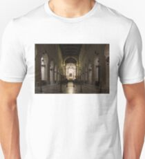 Cathedral of Syracuse - Duomo di Siracusa - an Ancient 2500 Years Old Greek Temple Unisex T-Shirt