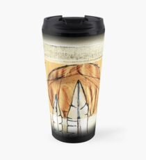 bird mountain #02 Travel Mug