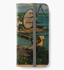 fishing gumbo iPhone Wallet/Case/Skin