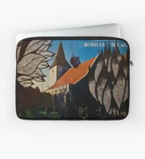 the squirrel of bosham village Laptop Sleeve