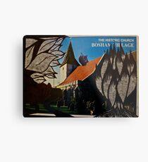 the squirrel of bosham village Metal Print
