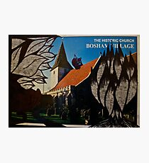 the squirrel of bosham village Photographic Print