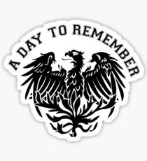 A Day To Remember - For those who have heart Sticker