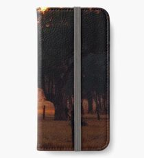 Smokey Dawn - Mt Barker, SA iPhone Wallet/Case/Skin