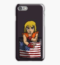Street Fighter Pocket Pals - #2 Ken iPhone Case/Skin