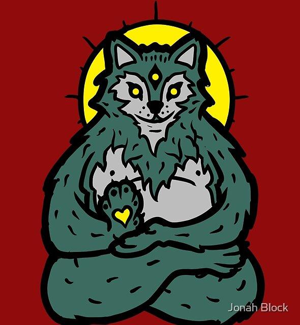 Spirit Wolf by Jonah Block