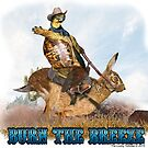 Turtle Cowboy - Burn the Breeze by LuckyTortoise