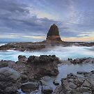 Pulpit Rock - Cape Schanck by Jim Worrall