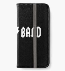 30 rock black iPhone Wallet/Case/Skin