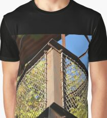 Tangles of Angles Graphic T-Shirt