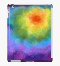 Abstract Rainbow iPad Case/Skin