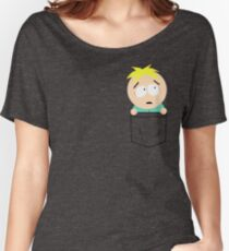 Pocket Butters Women's Relaxed Fit T-Shirt