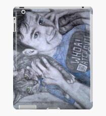Chris and Brian colfer iPad Case/Skin