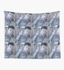 Chris and Brian colfer Wall Tapestry